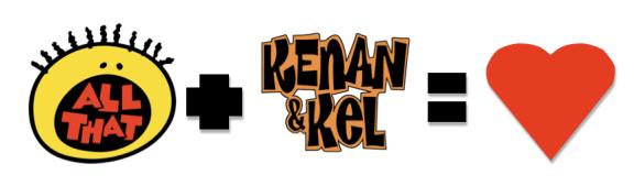 All That Kenan & Kel