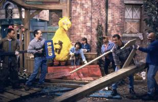 Sesame Street Hurricane